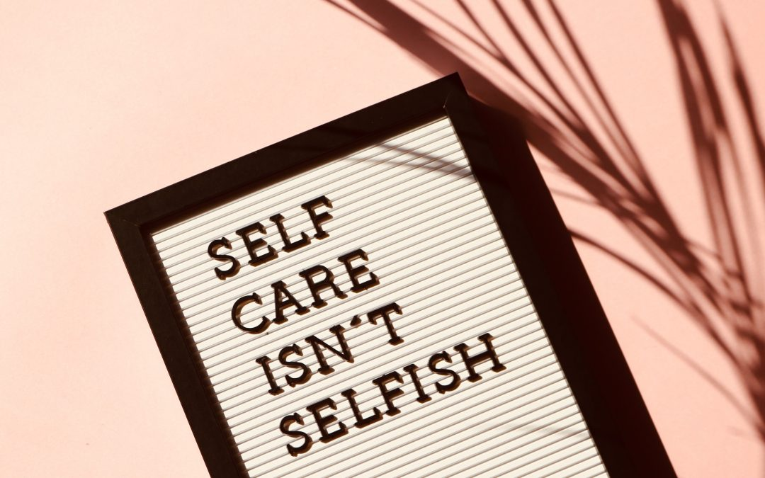 Self-Care – Vital for Sustainable Allyship