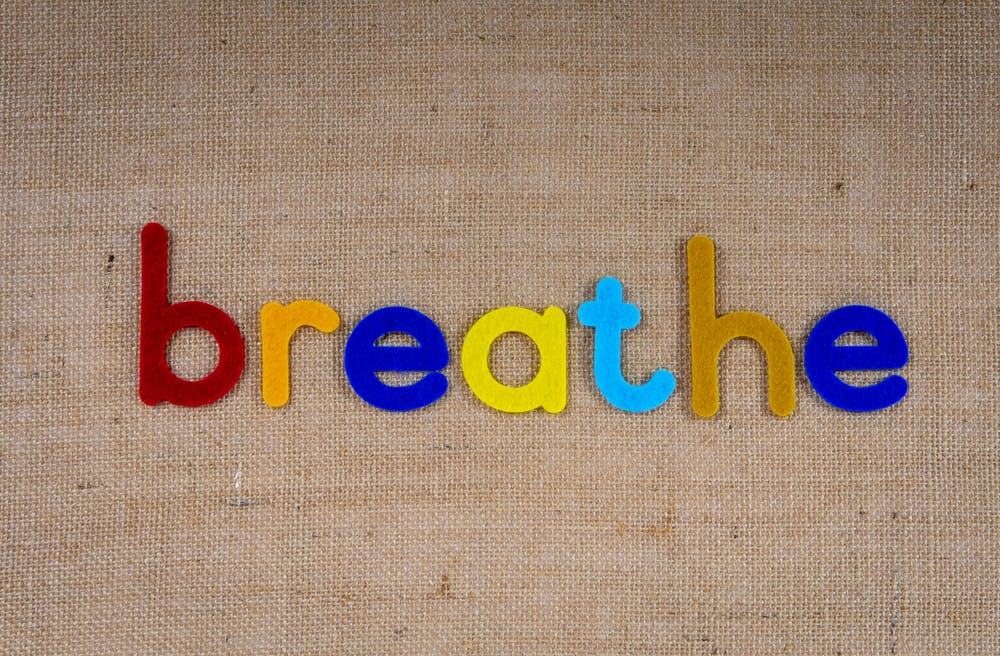 Breathe Through the Overwhelm